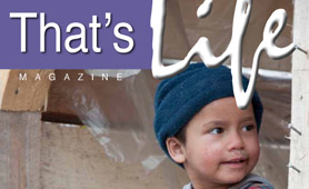 That's Life Magazine – Maart 2012