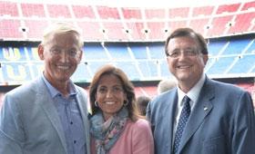 Een bezoek aan Camp Nou