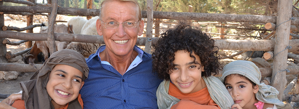 Bezoek hulpprojecten Midden-Oosten