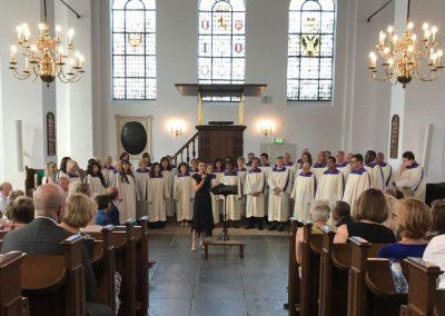 Hour of Power koor in Nederland