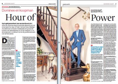 Algemeen Dagblad – Dominee en koopman