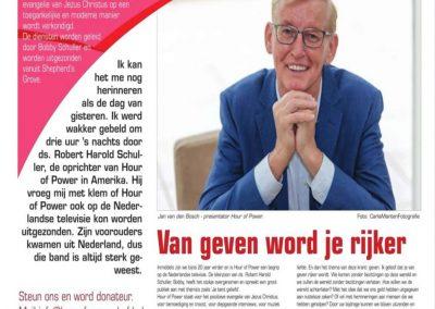Artikel in het Friesch Dagblad
