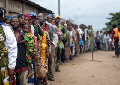 In Afrika, het varend hospitaal