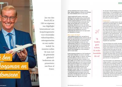 ChristenUnie Magazine