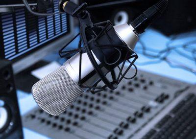 Radio interview bij Groot Nieuws