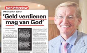 De Telegraaf – 'Het Interview'