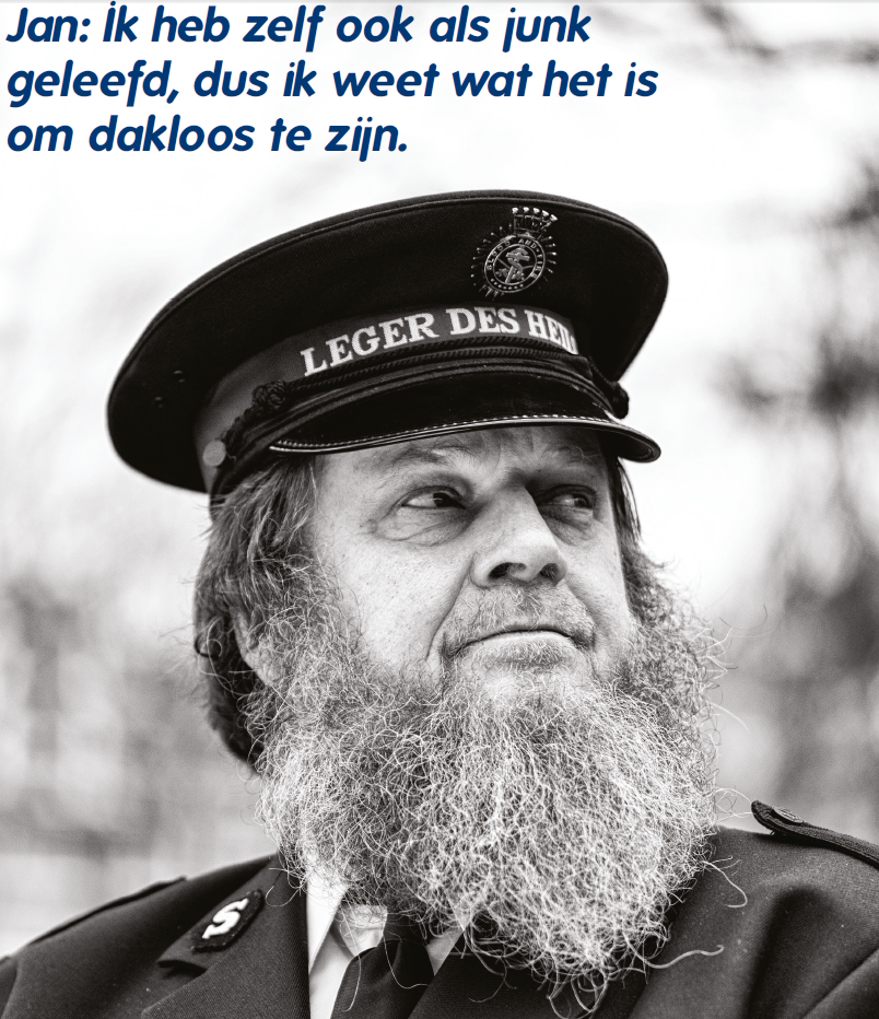 Jan Corsius Hoop magazine
