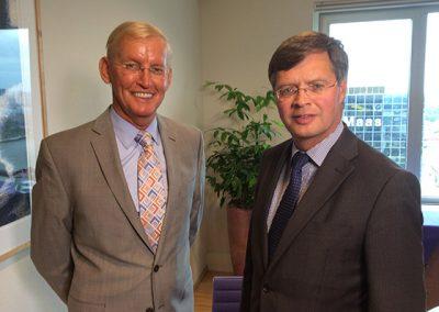 In gesprek met oud Minister President Jan-Peter Balkenende