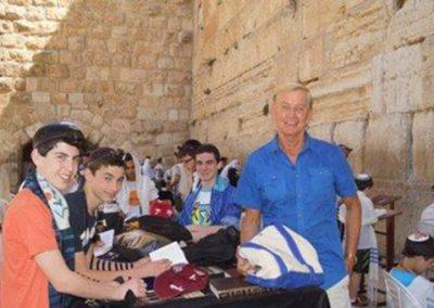Op bezoek in het Midden-Oosten