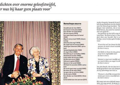 """Interview over mijn """"pleegmoeder"""" Nel Benschop"""