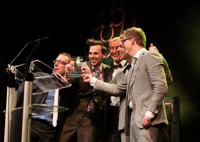 Zilveren Duif Award Gala