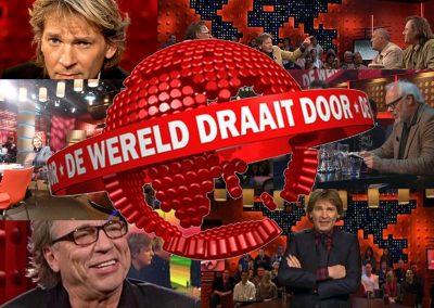 Hour of Power in De Wereld Draait Door